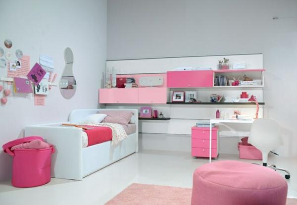 cool-ide-pour-ma-décoration-de-la-chambre-de-la-petite-en-rose-avec-aleublement-simple