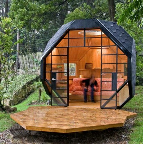 Des maisons du monde en formes uniques - La plus petite maison du monde ...