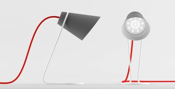 créative-lampe-rouge-et-gris