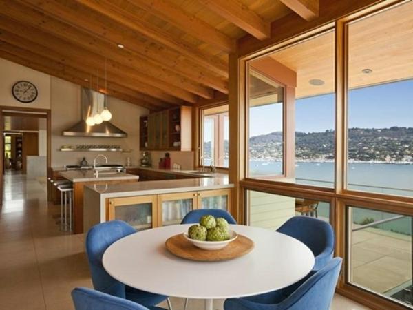 cuisine-ouverte-sur-la-salle-à-manger-concepts-modernes-pour-l'intérieur