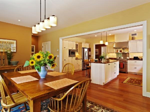 cuisine-ouverte-sur-la-salle-à-manger-intérieur-vaste-contemporain