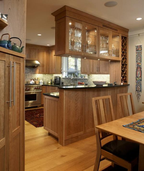 cuisine-ouverte-sur-la-salle-à-manger-petite-cuisine