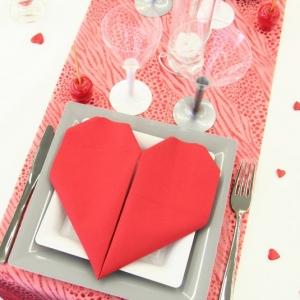Une joyeuse Saint Valentin - jouez avec la déco!