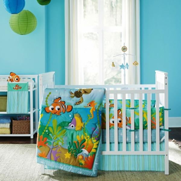 décoration-chambre-bébé-Némo-et-ses-amis