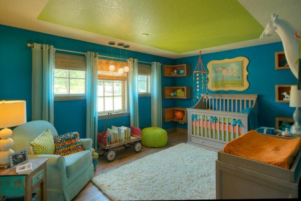décoration-chambre-bébé-ambiance-magnifique