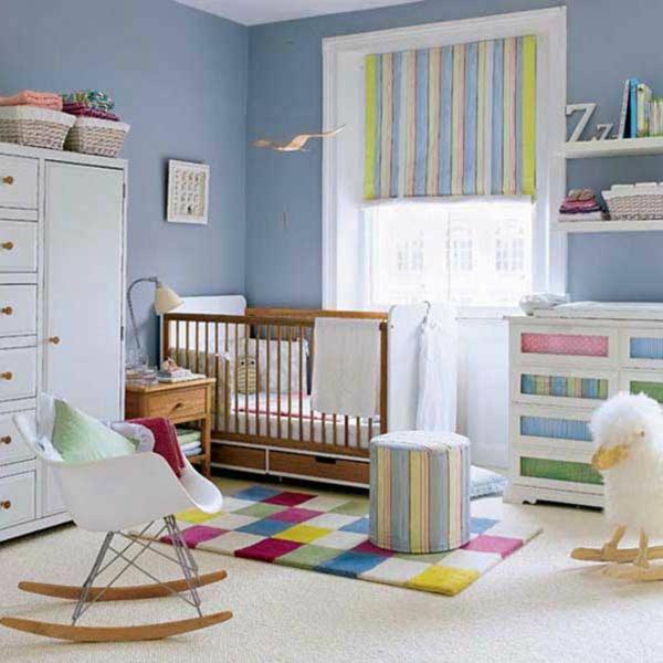 décoration-chambre-bébé-déco-douce-enchantante