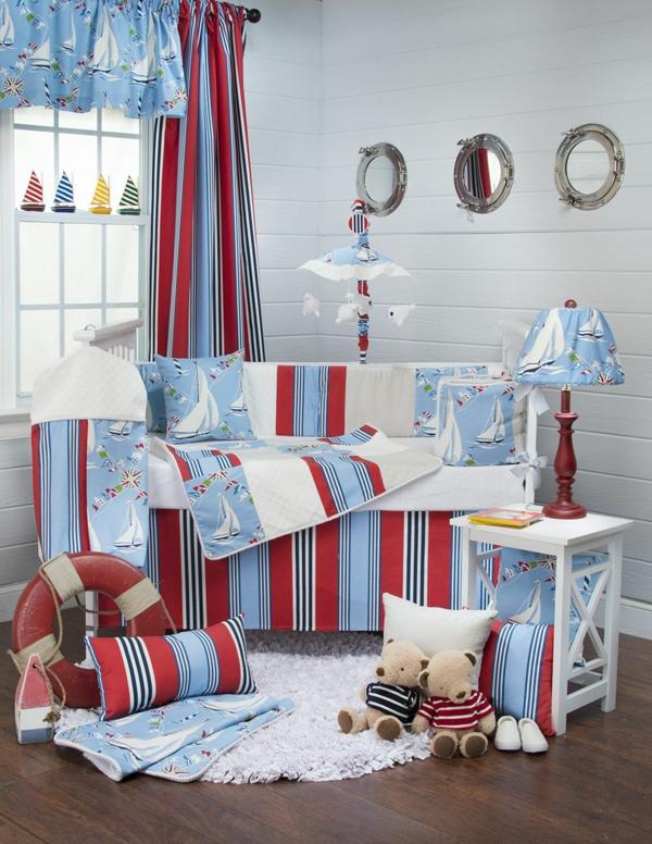décoration-chambre-bébé-déco-thème-marine