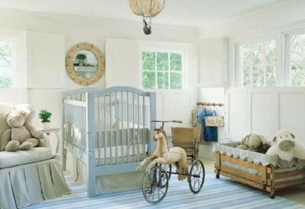 décoration-chambre-bébé-déco-vintage-originale