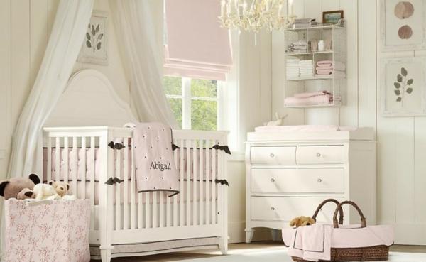 décoration-chambre-bébé-décoration-grâcieuse