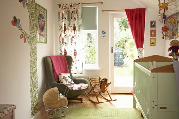 décoration-chambre-bébé-décoration-unique