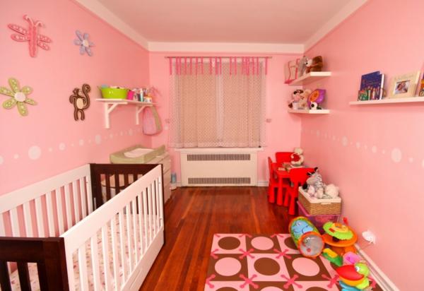 décoration-chambre-bébé-idée-déco-chambre-de-fille