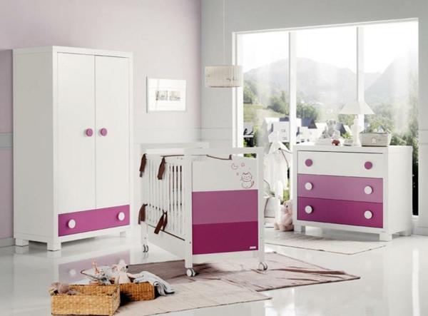 décoration-chambre-bébé-idée-déco-chambre-de-jumeaux