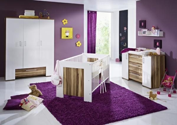 décoration-chambre-bébé-une-chambre-magnifique-pourpre