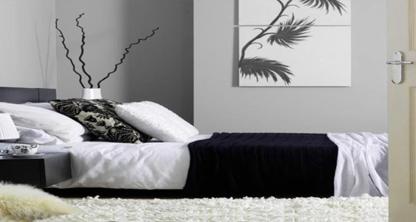 deco-chambre-couleur-noir-blanc-gris-idee-deco