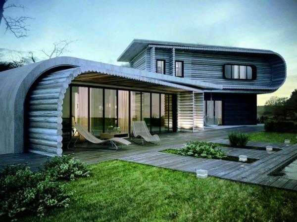 eco-et-bio-climatique-maison-en-bois-gris-pour-une-maison-du-monde