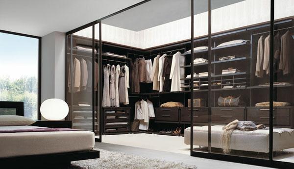 La porte coulissante de dressing - Chambre a coucher dressing ...