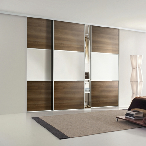 Designs of couch for Armoire chambre porte coulissante