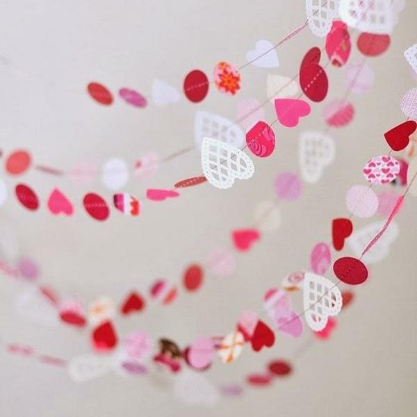 idee-carine-pour-saint-valentin-avec-décoration-des-coeur