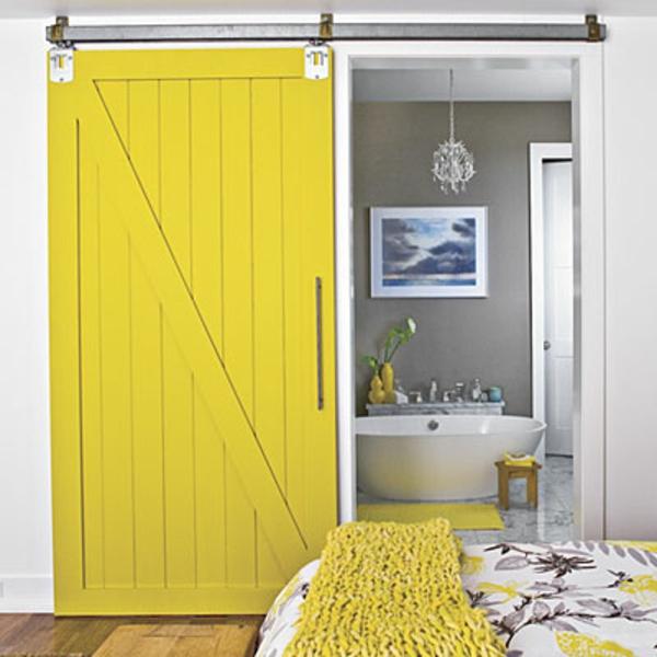 jaune-porte-unique-pour-le-style-vintage-de-votre-maison