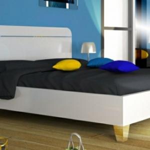 Le sommier du lit pour chambre à coucher