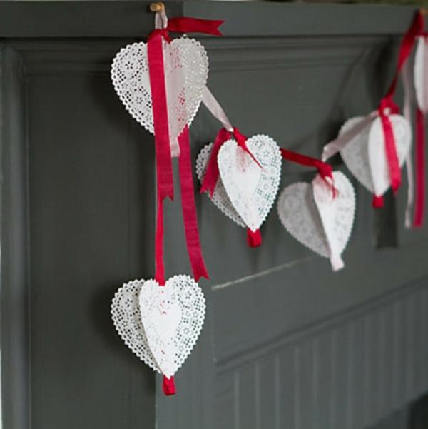 magifique-petits-coeurs-déco-de-la-maison-saitn-valentin