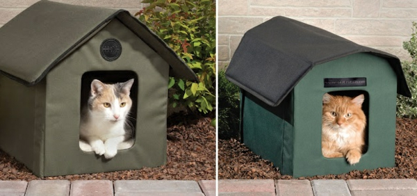 maisonnette-pour-chat-éxtérieure-avec-un-chauffage