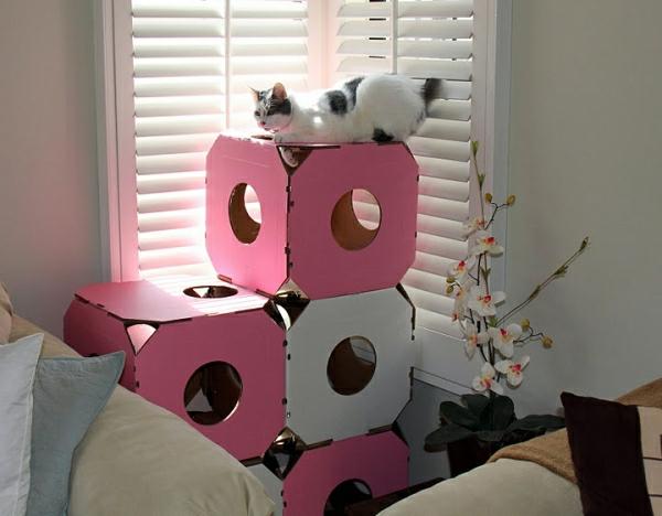 maisonnette-pour-chat-design-adorable-modulaire