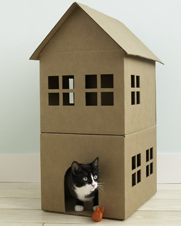 maisonnette-pour-chat-design-handmade