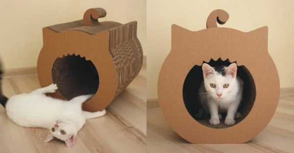maisonnette-pour-chat-maison-de-chat-originale-en-carton