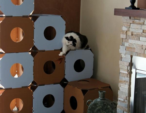 maisonnette-pour-chat-niches