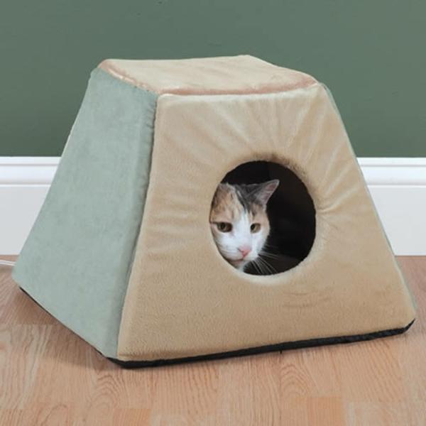 maisonnette-pour-chat-trapèze
