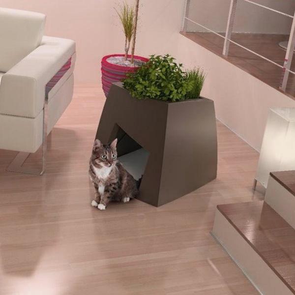 maisonnette-pour-chat-un-design-extravagant-moderne