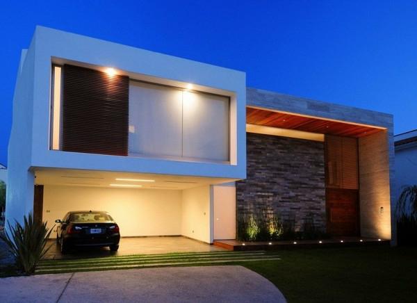 Les Maisons Contemporaines Fonctionnalit Maximale Et Design Spectaculaire