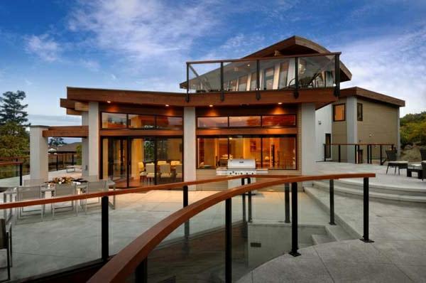 maisons-contemporaines-extérieur-d'une-maison-contemporaine