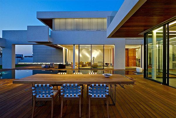 maisons-contemporaines-extérieur-sol-en-bois