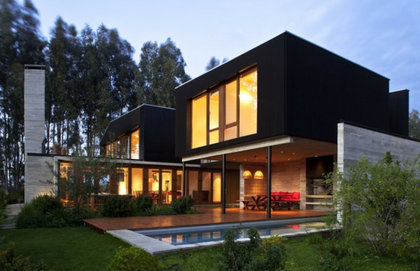 maisons-contemporaines-idées-de-maisons-avec-piscines