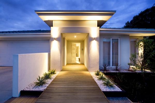 maison moderne blanche maisons contemporaines maison moderne blanche - Maison Moderne Blanche