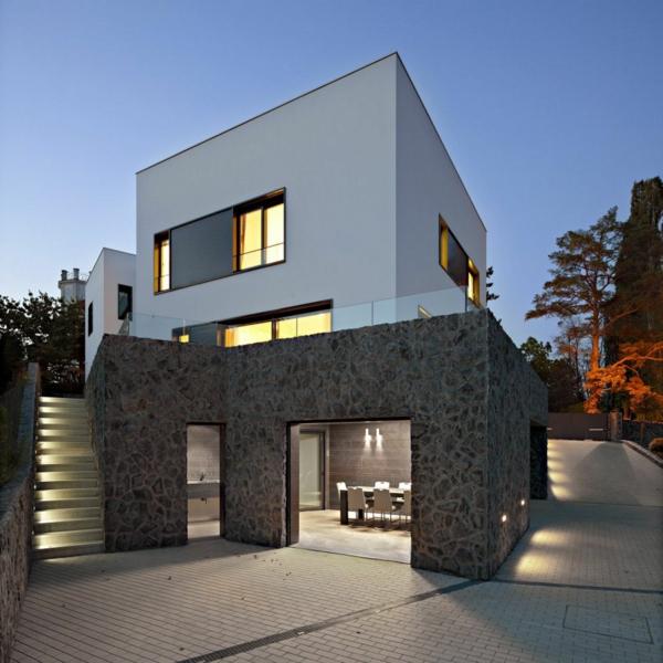 Les maisons contemporaines fonctionnalit maximale et for Les maisons modernes