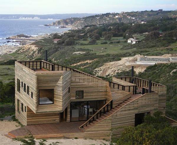 maisons-contemporaines-maison-spectaculaire-en-bois