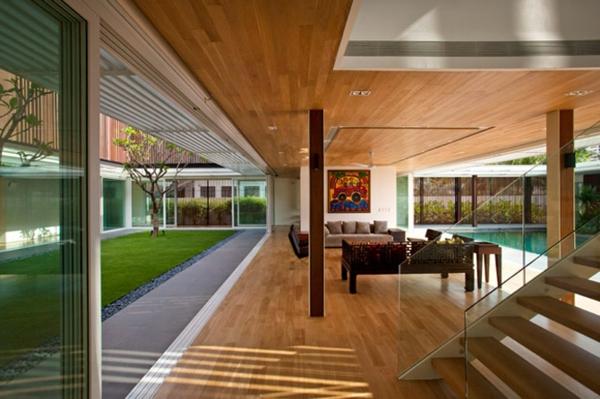 maisons-contemporaines-plan-d'intérieur-moderne