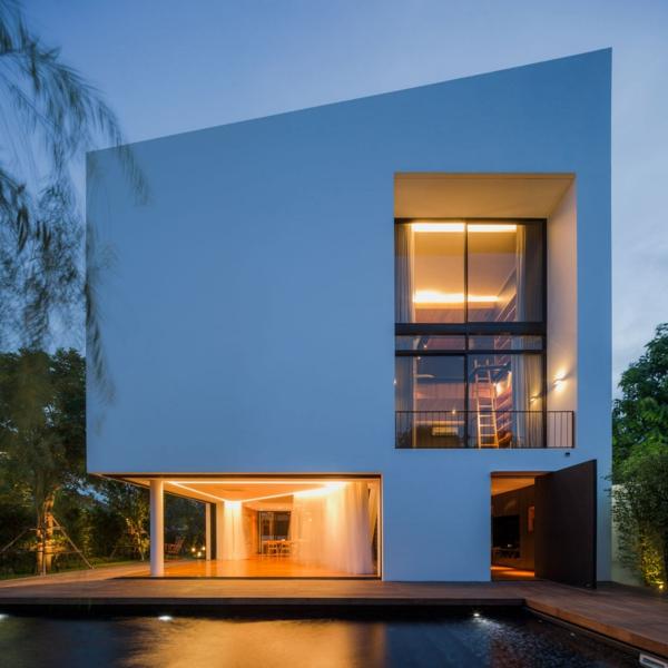maisons-contemporaines-toit-incliné