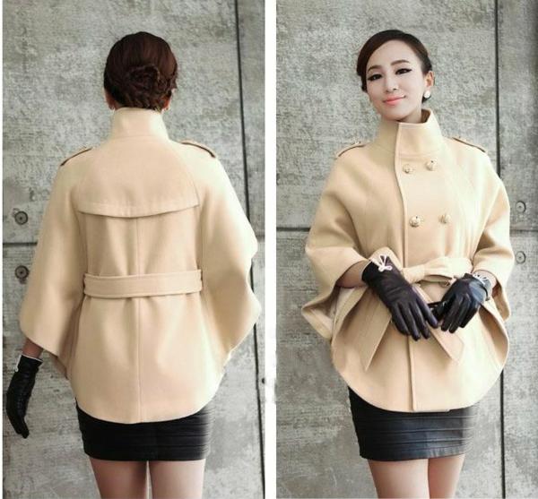 manteau-cape-couleur-crème