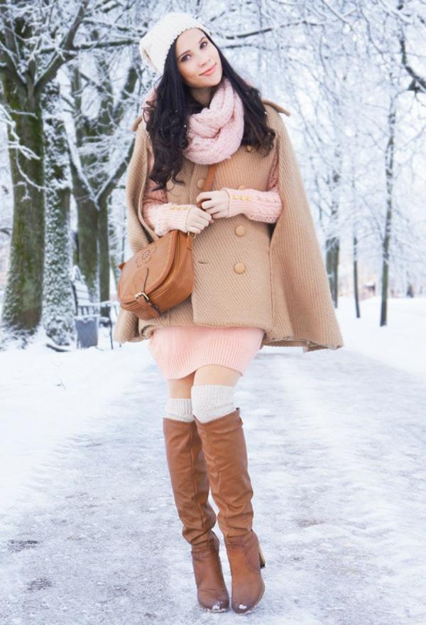 manteau-cape-design-doux-élégant