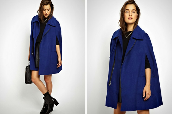 manteau-cape-mi-long-bleu