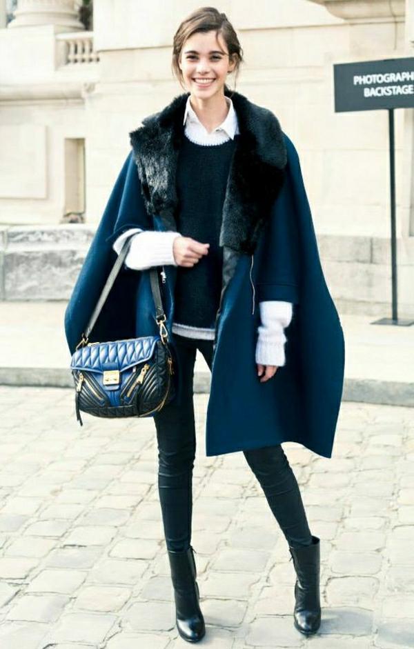 manteau-cape-style-de-femme