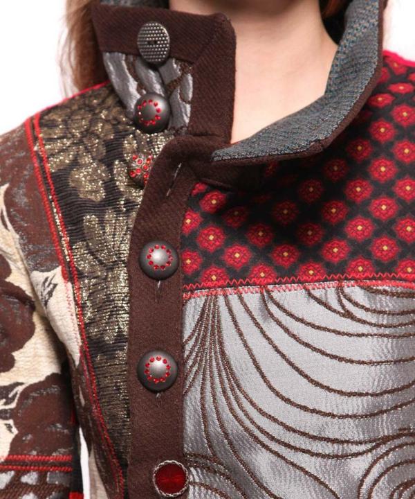 manteau-desigual-motifs-de-geisha