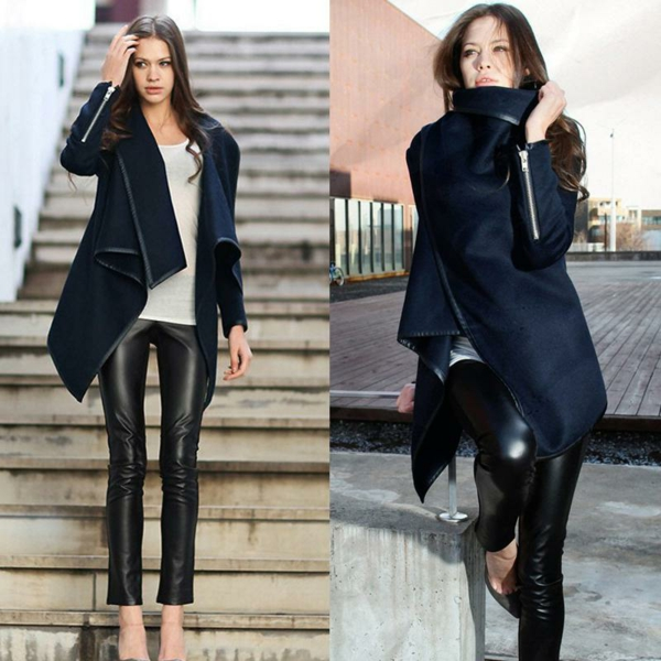 manteau-desigual-design-tranché