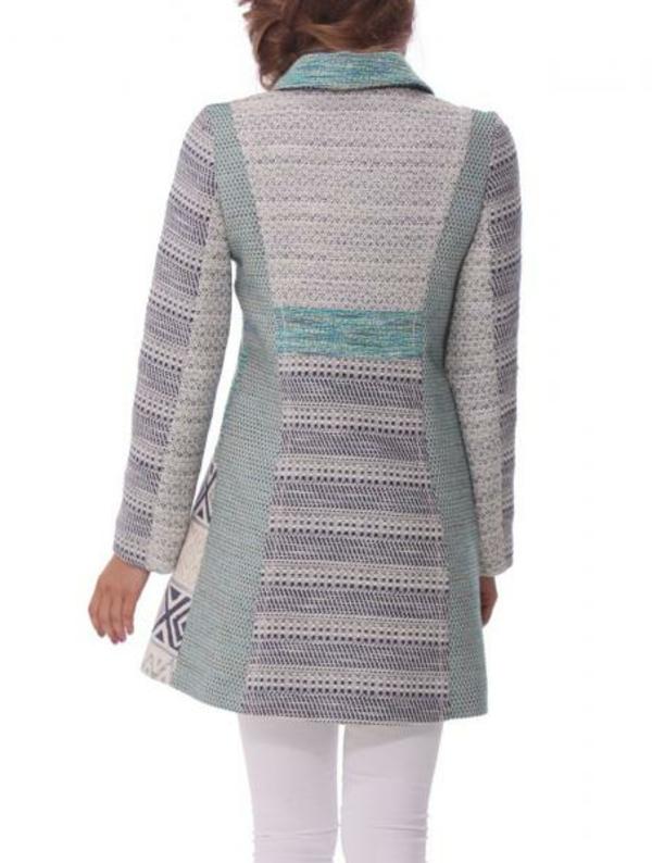 manteau-desigual-tricoté