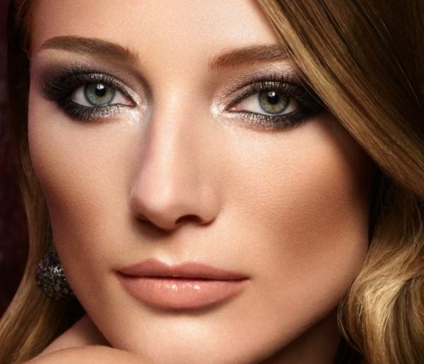 maquillage-smokey-eyes-effet-satin