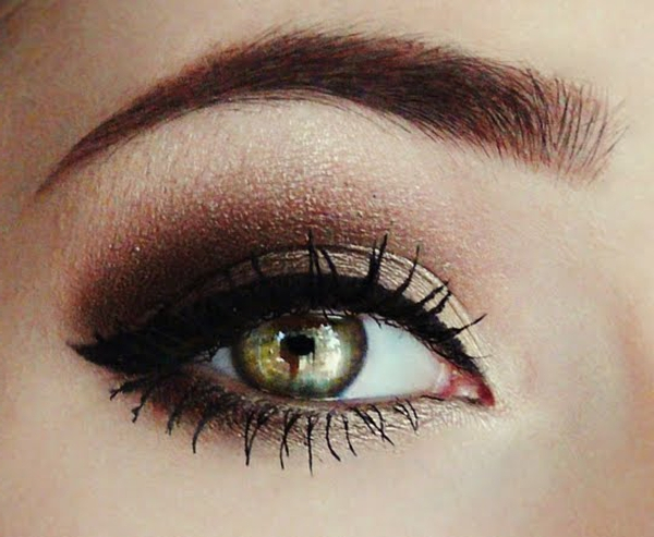 maquillage-smokey-eyes-pour-yeux-verts-marrons